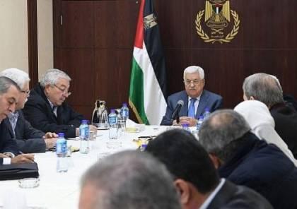 القيادة الفلسطينية: نرفض ما قامت به دولة الإمارات باعتباره نسفا للمبادرة العربية للسلام