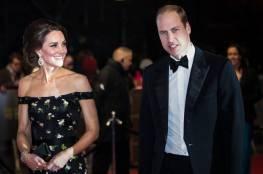 هل خان الأمير وليام زوجته الأميرة كايت ميدلتون مع عارضة أزياء