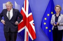 اتفاق تجاري بين بريطانيا والاتحاد الأوروبي حول مرحلة ما بعد بريكست
