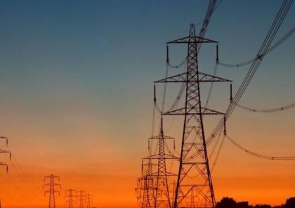 كهرباء غزة: تعطل 8 خطوط كهربائية ناقلة للتيار من داخل الأراضي المحتلة