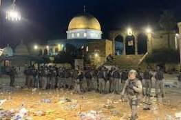 """""""التميمي"""": ما يحدث في القدس يضع المنطقة على برميل بارود"""