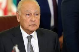 """أبو الغيظ: """"اتفاقيات التطبيع"""" ليست بديلة لـ """"حل الدولتين"""" لشعبين"""
