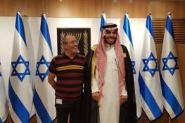 """بالفيديو.. مقدسيون يطردون """"سعودياً"""" رافق مستوطنين في القدس"""