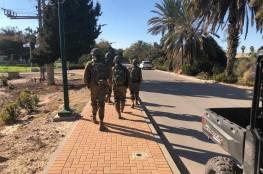 اعتقال فلسطينيين والاحتلال يشتبه بوجود حدث أمني شمال القطاع