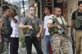 مقتل فلسطيني باشتباك في عين الحلوة بلبنان
