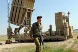 """جيش الاحتلال يعزز """"منظومة القبة الحديدية"""" في غلاف غزة"""