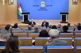 رئيس الوزراء الفلسطيني يدعو إلى إرسال مراقبين دوليين ودعم احتياجات العملية الانتخابية