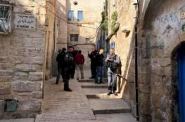 مسؤولون أوروبيون ينظّمون جولة ميدانية في القدس