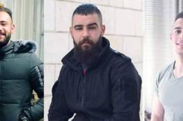 الاحتلال يحول ثلاثة شبان للاعتقال الاداري