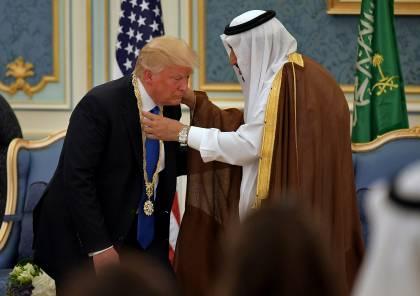 ترامب يبتز السعودية مجددا!!