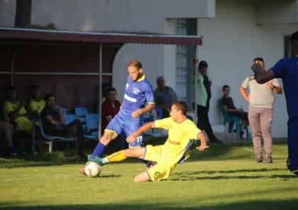 5 مباريات في دوري غزة الاثنين