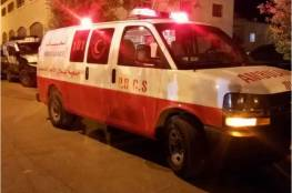 إصابة أربعة مواطنين بغاز الفلفل والاستيلاء على جرار زراعي في الأغوار