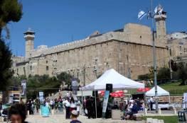 """""""ايكموس فلسطين"""": الاحتلال يتخذ قرارات في الحرم الإبراهيمي ستؤدي إلى تغيير في معالمه"""