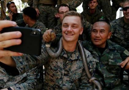 طقوس وعادات غريبة للجيش الأمريكي في تايلاند