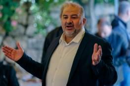 قناة اسرائيلية: حالة من التوتر داخل حكومة بينيت بسبب مطالب حزب منصور عباس