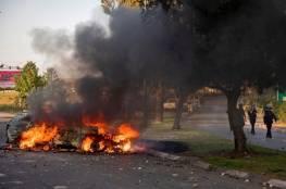 اللد تنتفض: اشتباكات مسلحة لصد هجمات المستوطنين (شاهد)