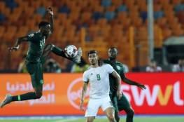 الجزائر تتأهل لنهائي كأس الأمم على حساب نيجيريا