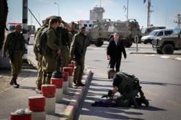 الاحتلال يزعم إحباط 3 عمليات خلال ال24 ساعة الأخيرة