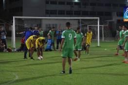 سحب قرعة البطولة التنشيطية في غزة