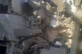 الداخلية بغزّة تصدر توضيحاً هاماً حول إنفجار منزل ببلدة بيت حانون