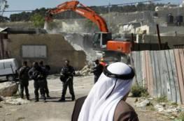 """""""شمس"""" يطلق مرصدا نصف سنوي لعمليات الهدم الاسرائيلية للمنازل والمنشآت الفلسطينية"""