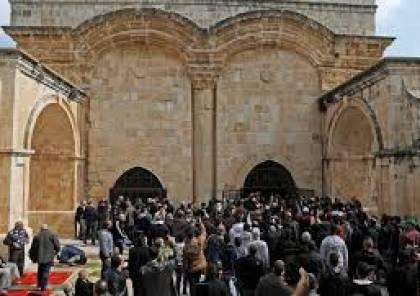 محكمة الاحتلال تصدر قرارا بإغلاق مصلى باب الرحمة في الأقصى