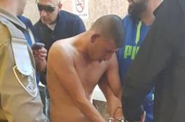 صور ..عملية طعن واصابة حارس أمن بجراح خطيرة بشارع يافا في القدس المحتلة