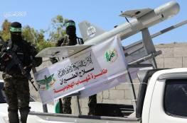 شاهد: كتائب القـسـام تنظم عرضًا عسكريًا في خانيونس جنوب قطاع غزة
