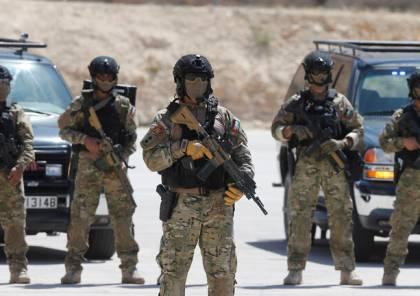 الجيش الأردني ينشر قواته عند مداخل ومخارج المدن لمكافحة كورونا