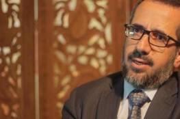 """تمديد """"الإداري"""" 4 أشهر لوزير القدس الأسبق خالد أبو عرفة"""