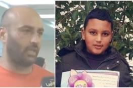 فيديو مؤثر لوالد الشهيد محمد العلامي وهو يتحدث بحرقة عن طفله
