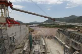 إثيوبيا تعلن انتهاء المرحلة الأولى من ملء سد النهضة