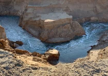 """الاحتلال: """"النهر السري"""" منطقة عسكرية مغلقة"""