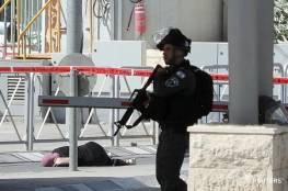 فيديو ..استشهاد فلسطينية إثر إصابتها برصاص قوات الاحتلال على حاجز قلنديا شمال القدس