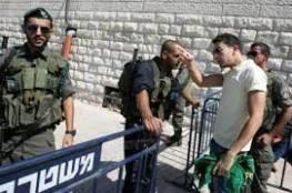 الاحتلال يعيق وصول المصلين للأقصى