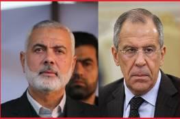 هنية يصل موسكو اليوم ووفد آخر من الحركة يغادر غزة الى القاهرة