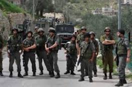 """استنفار داخل مستوطنة """"آدم"""" شرق رام الله للاشتباه بشخص يحمل حقيبة"""