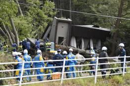قتلى وجرحى في زلزال عنيف يضرب اليابان