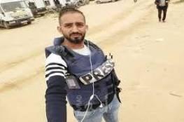 """""""أسرى فلسطين"""" يحمل الاحتلال المسئولية عن حياة الصحفي المريض أبودقة"""