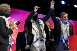 اثينا: حزب ميرا 25 التقدمي يدعو للاعتراف بدولة فلسطين وفرض عقوبات ضد إسرائيل