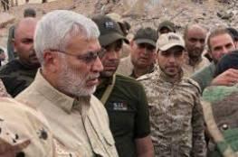 مشاهد تنشر للمرة الأولى.. أبو مهدي المهندس أثناء العمليات العسكرية في العراق