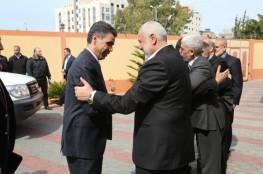 الوفد الامني المصري يصل قطاع غزة عائدا من تل ابيب وهذا ما سيناقشه..