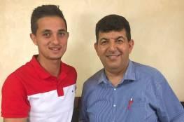 لاعب غزة الرياضي ينضم لصفوف الحوانين