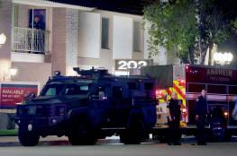 الولايات المتحدة: قتلى وجرحى بحادث إطلاق نار في كاليفورنيا