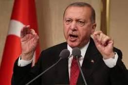 """إردوغان يحذر من """"التأثير المدمر"""" للاعتراف الاميركي بالإبادة الأرمنية"""