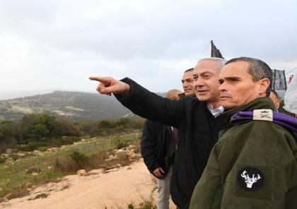 نتنياهو: بدون الضفة الغربية وجودنا في خطر..!