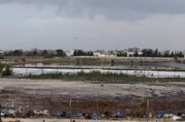"""""""سلطة الأراضي بغزة"""" تحذر من التعدي على """"المشروع الزراعي"""" شمال القطاع"""