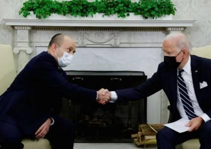 معاريف: شراكة بينيت – بايدن.. لافتراس الفلسطينيين.. استيقظوا!