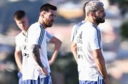 أجويرو يكشف السبب الذي سيدفع ميسي إلى الرحيل عن برشلونة