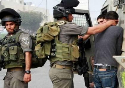 الخليل: الاحتلال يهدم خيام ويعتقل 3 مواطنين بمسافر يطا